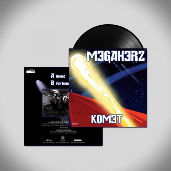 Sonic Seducer Megaherz Titelstory 02/18 mit Vinyl