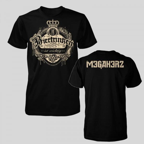"T-Shirt ""Biertrinken"""