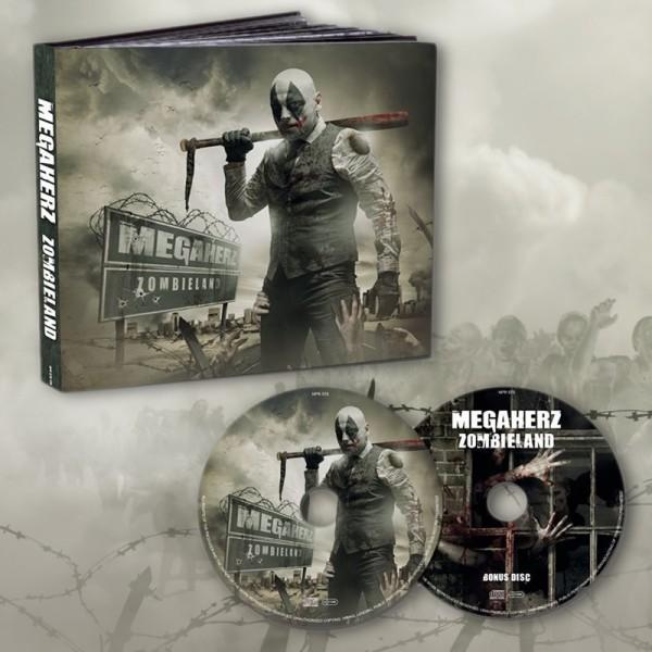 CD 'Zombieland' Media Book
