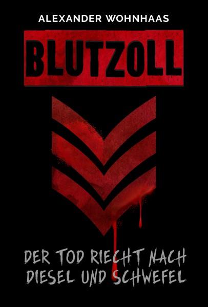 'Blutzoll' Roman + Patch