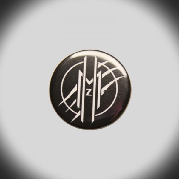 Button 'Megaherz-Emblem'