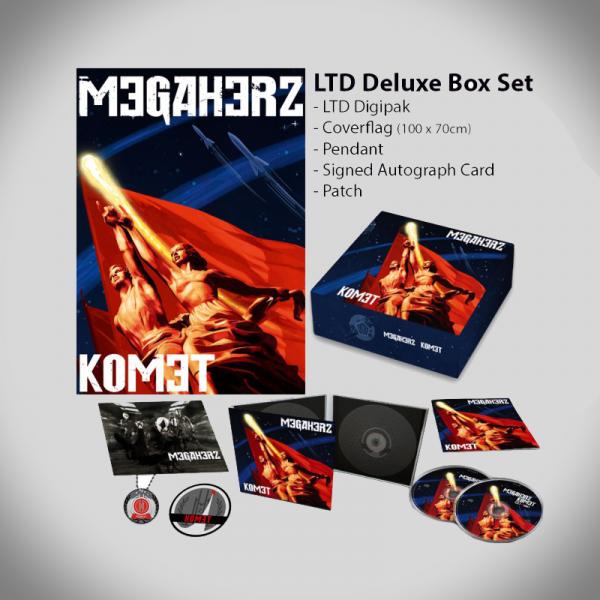 KOMET - Deluxe Fanbox
